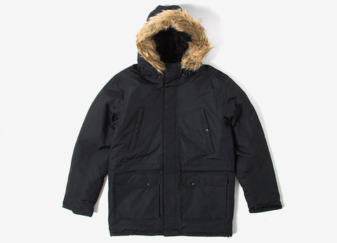 Dickies Curtis Parka Jacket - Black