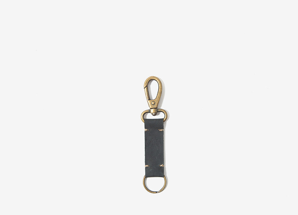 Dickies Rushville Key Clip - Black