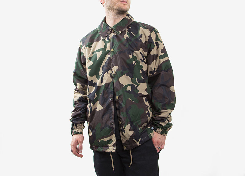 Dickies Torrance Coach Jacket - Camouflage