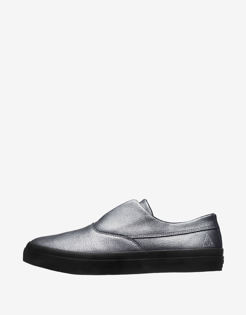HUF Dylan Shoes - Silver Metal