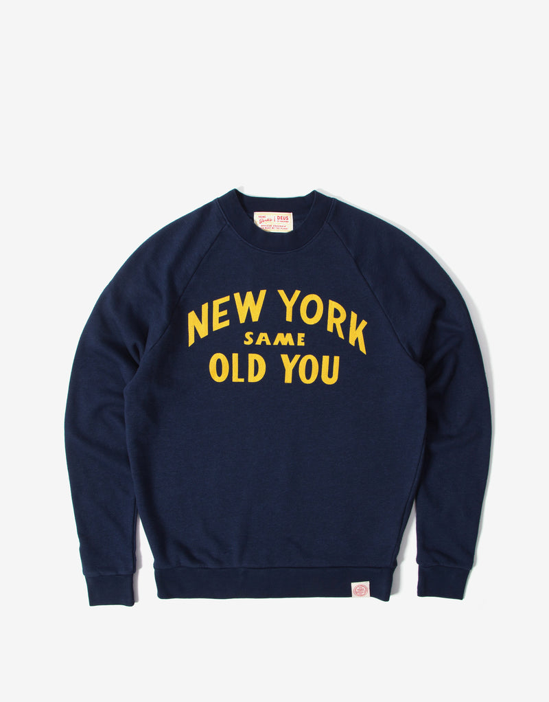 Deus Ex Machina New You Sweatshirt - Navy