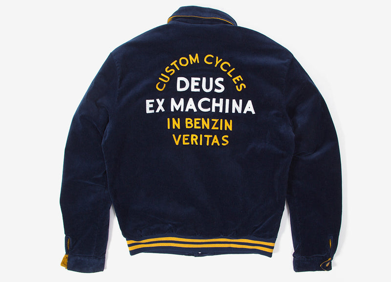 Deus Ex Machina Team Cord Bomber - Estate Golden