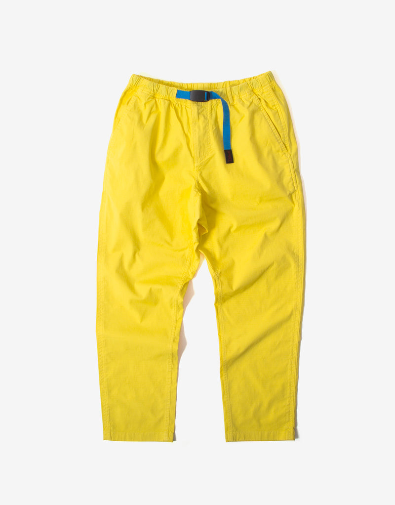 Deus Ex Machina x Gramicci G Pants - Super Lemon
