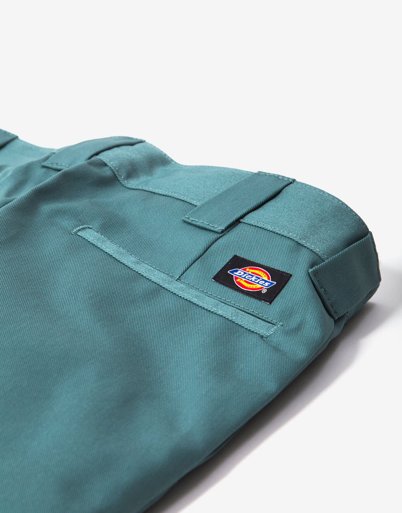 Dickies 873 Slim Straight Work Pant - Lincoln Green