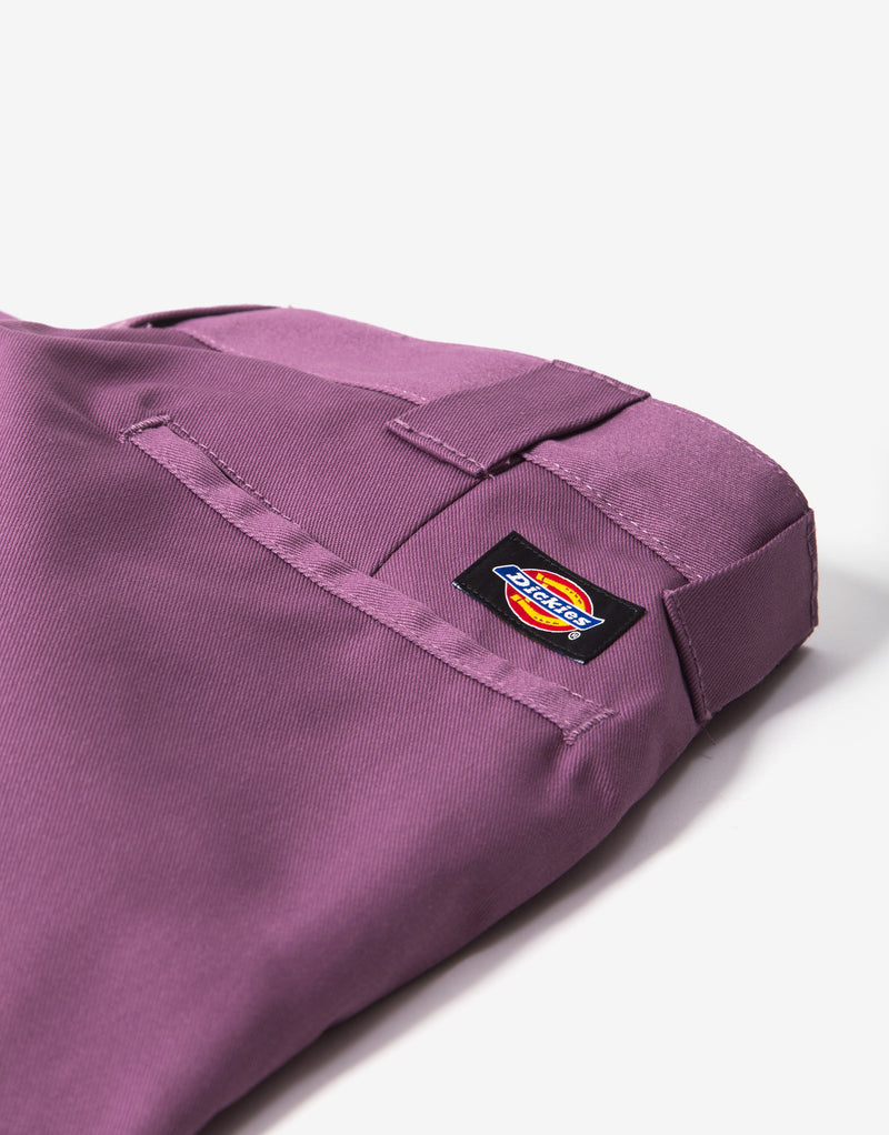Dickies 873 Slim Straight Work Pant - Purple Gumdrop