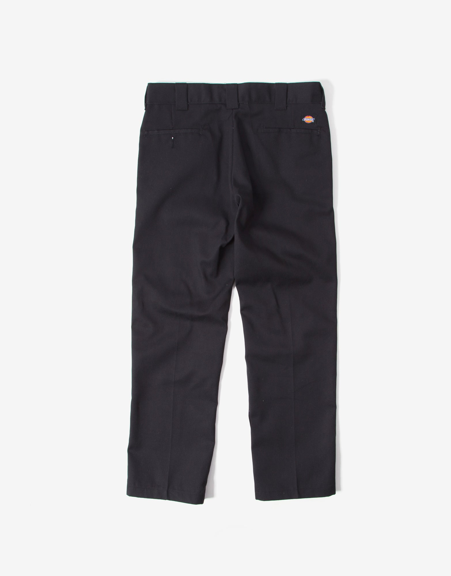 Dickies 873 Slim Straight Work Pant Trousers - Black