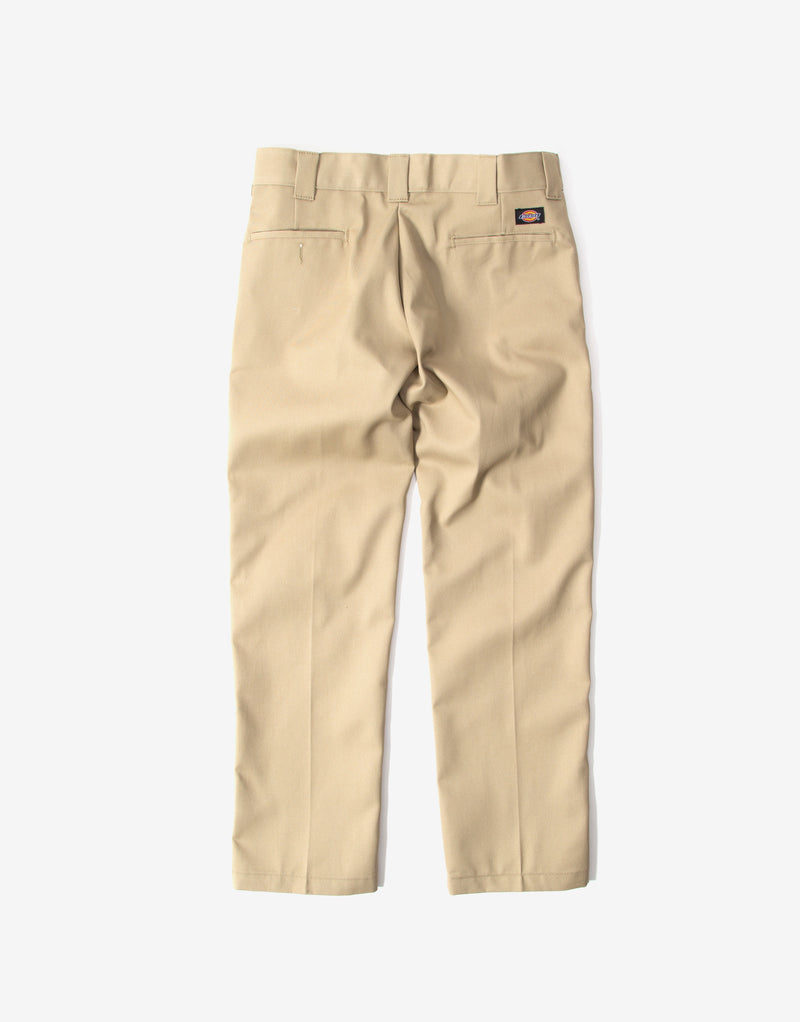 Dickies 873 Slim Straight Work Pant Trousers - Khaki