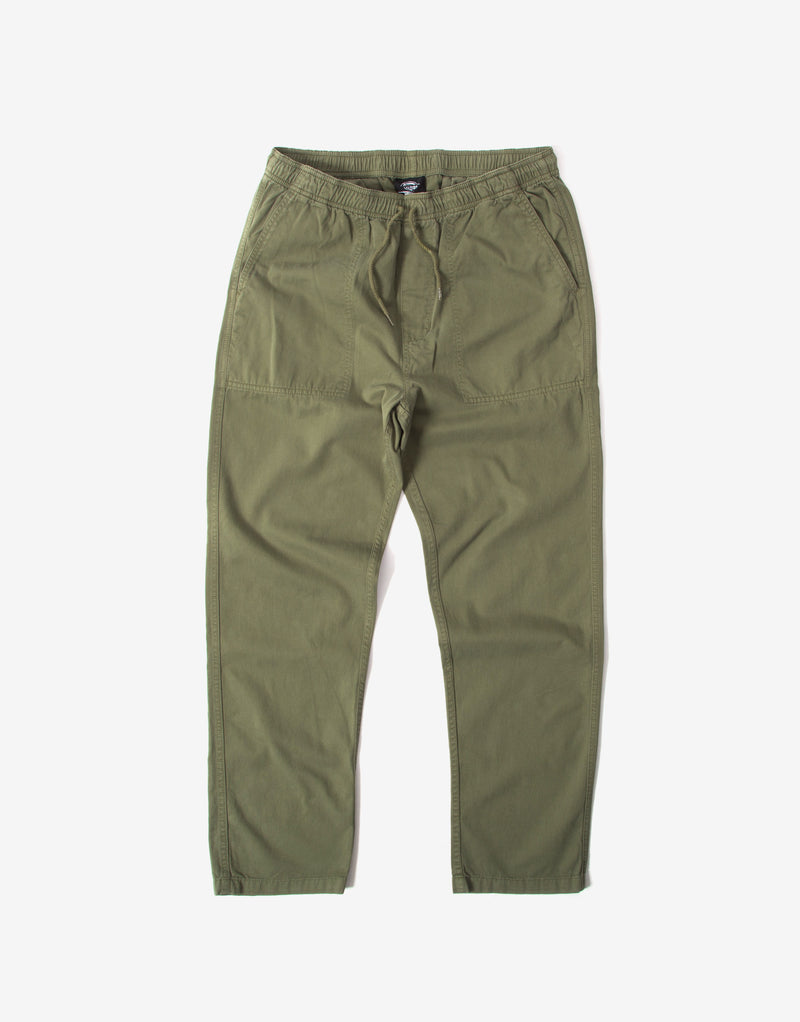Dickies Cankton Elasticated Pant - Army Green