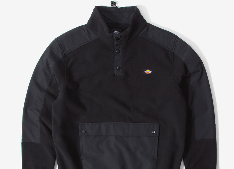 Dickies Denniston Fleece Sweatshirt - Black