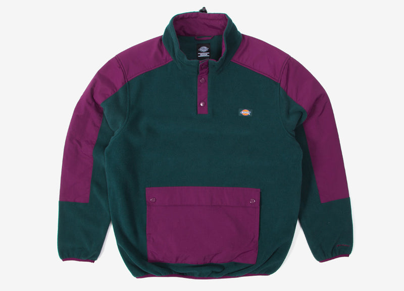 Dickies Denniston Fleece Sweatshirt - Forest