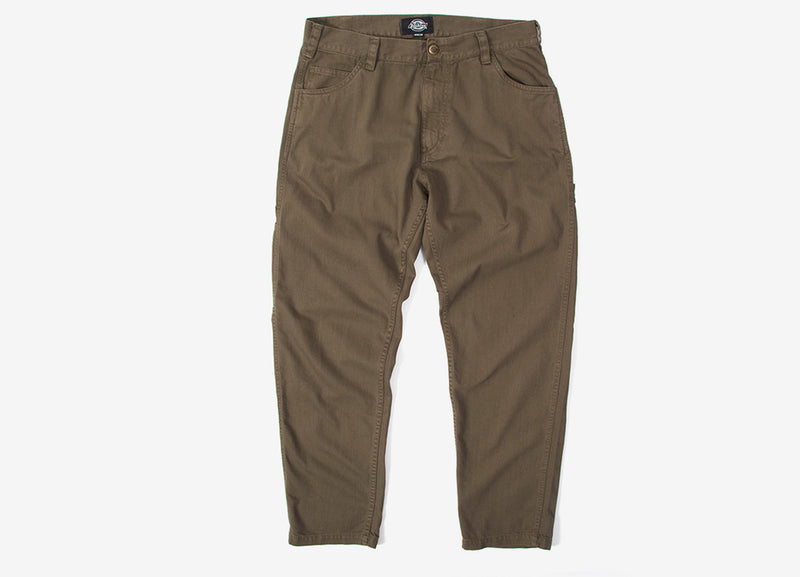 Dickies Fairdale Pants - Dark Olive