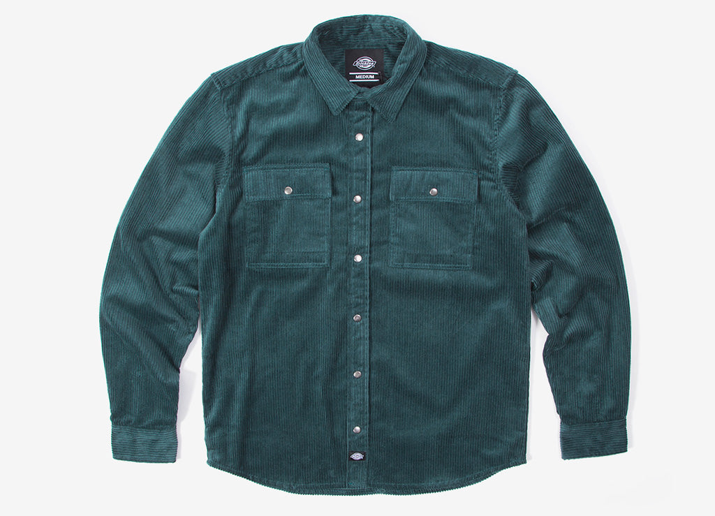 Dickies Ivel Shirt - Forest