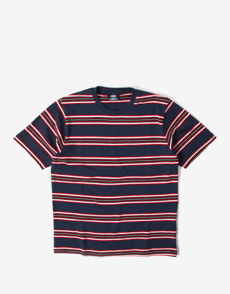 Dickies Lithia Springs T Shirt - Navy