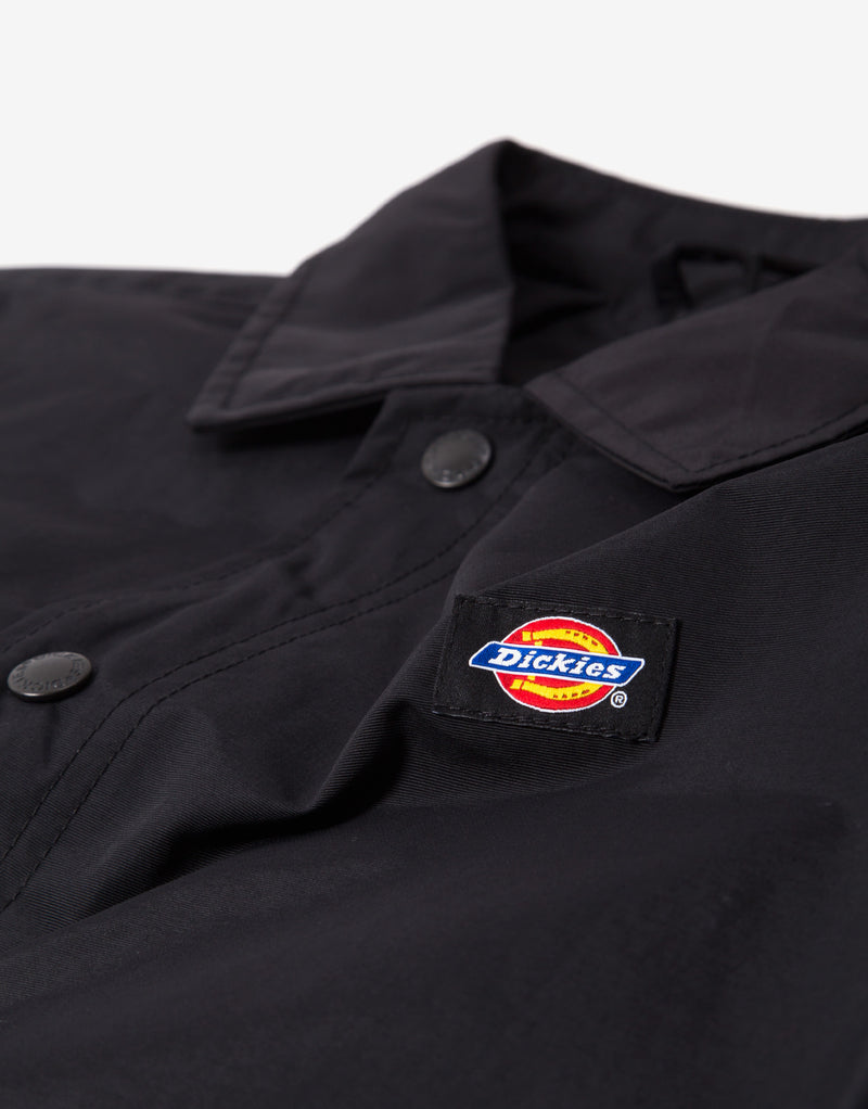 Dickies Oakport Coach Jacket - Black