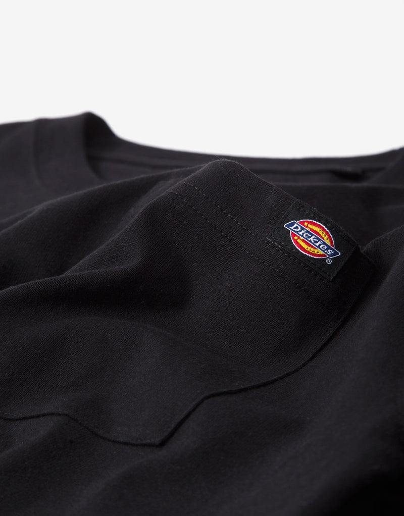 Dickies Porterdale T Shirt - Black