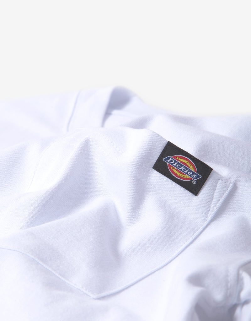 Dickies Porterdale T Shirt - White