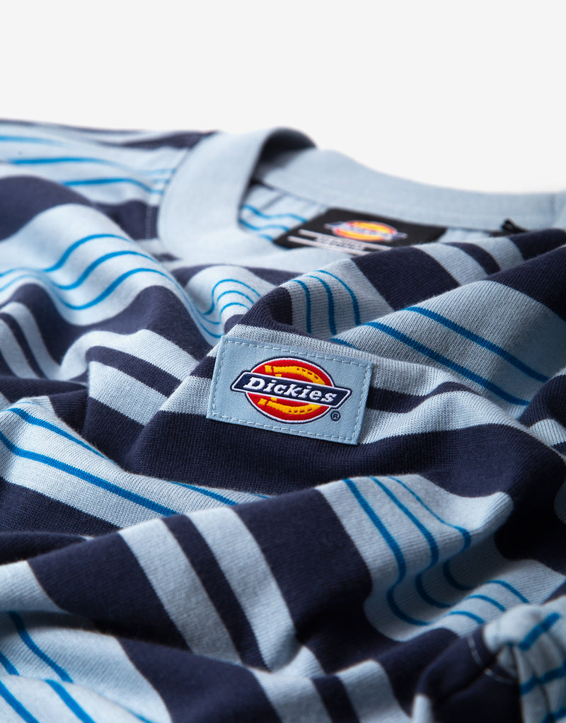 Dickies Wheaton T Shirt - Fog Blue