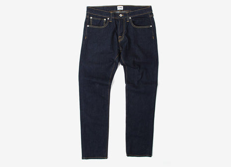 Edwin ED-55 Regular Tapered Denim Jeans - CS Red Listed Selvedge Rinsed