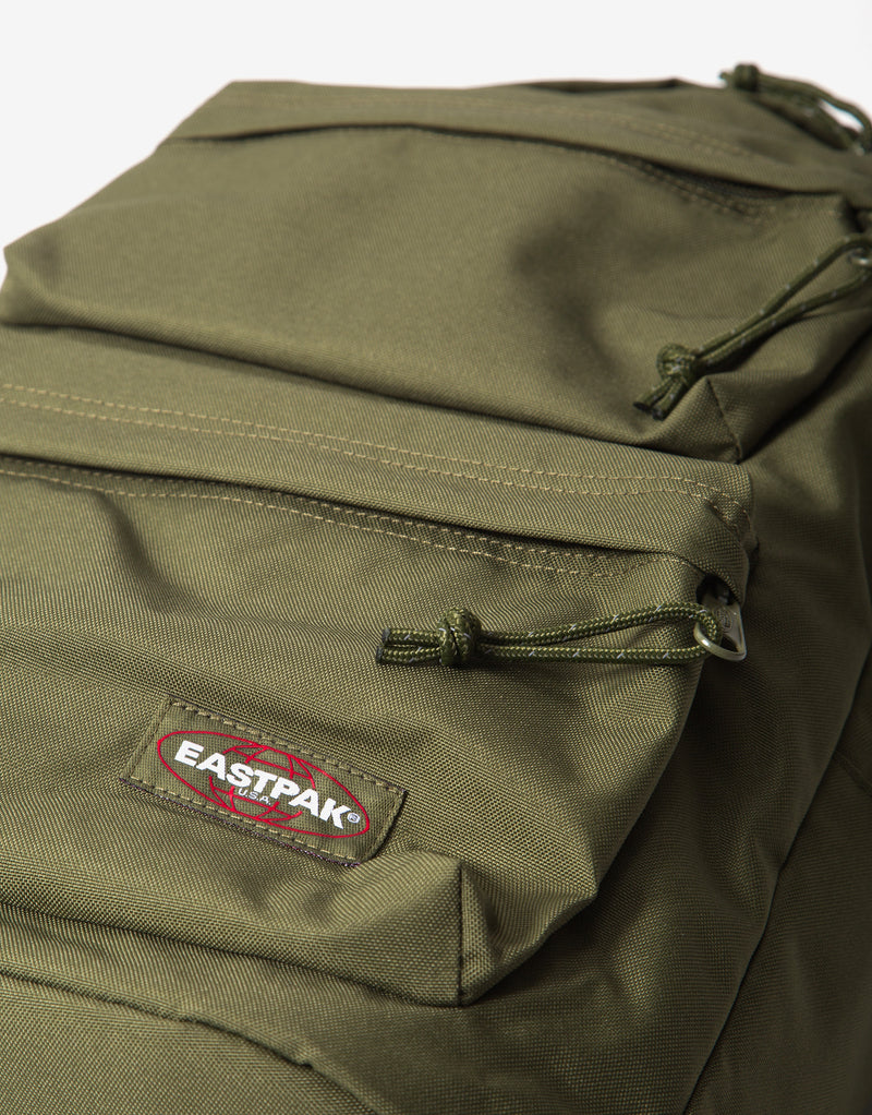 Eastpak Padded Double Backpack - Dark Grass