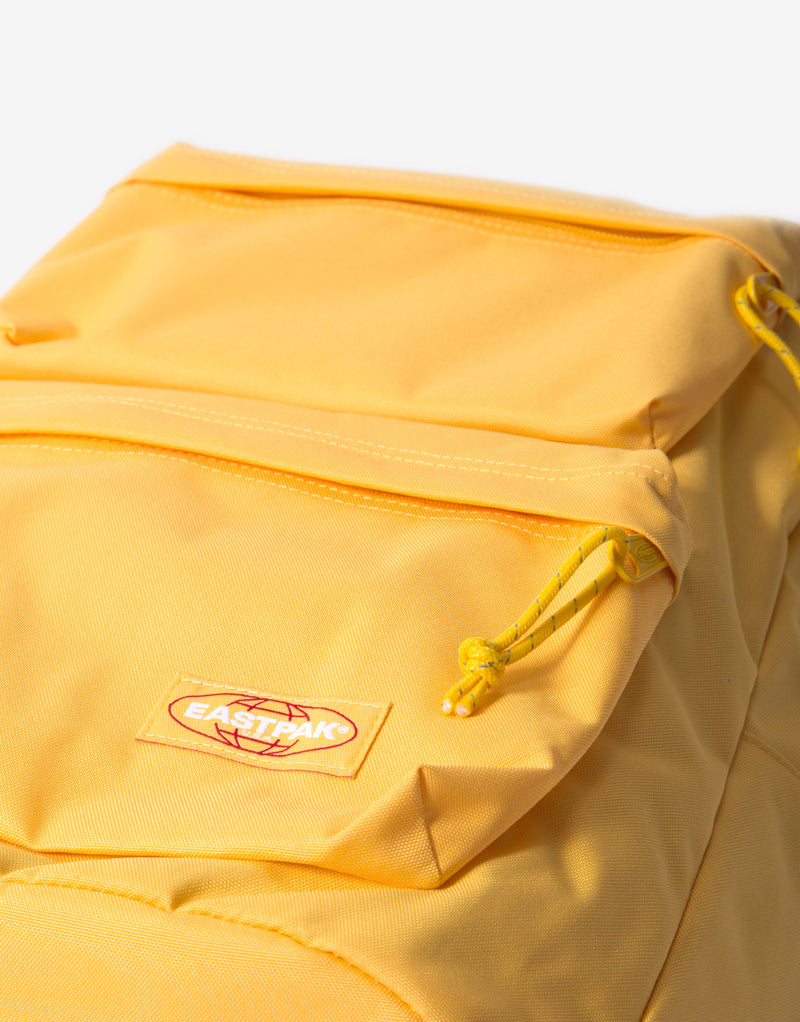 Eastpak Padded Double Backpack - Sunset Yellow