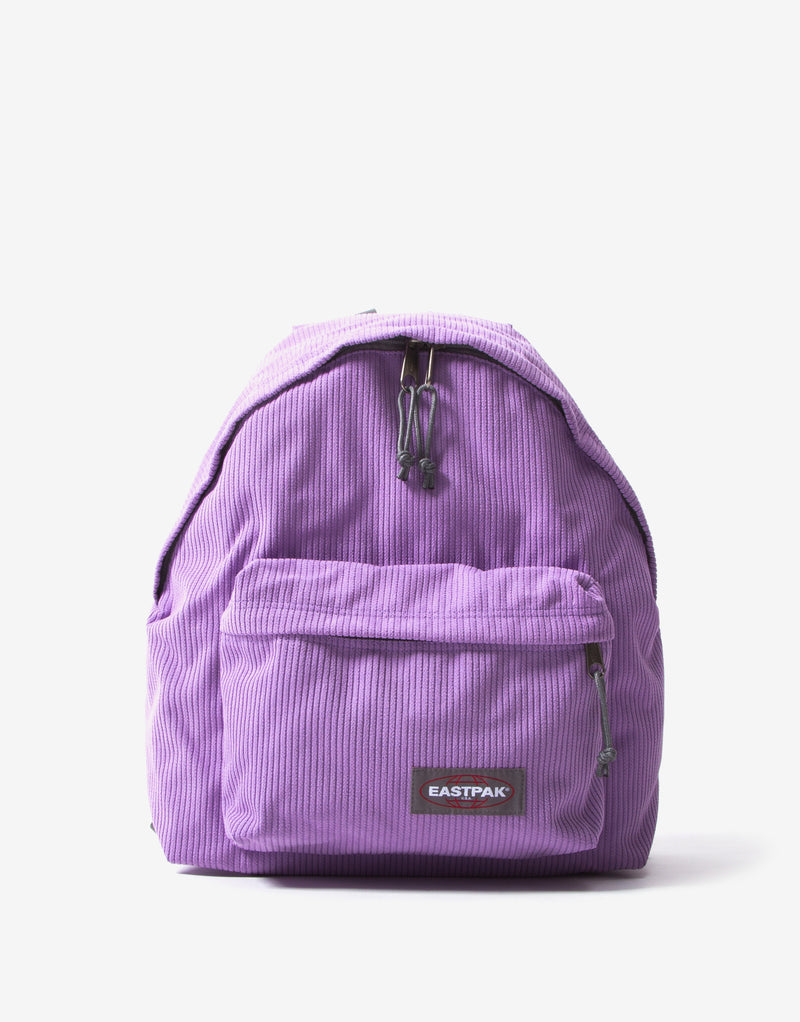 Eastpak Padded Pak'r Backpack - Cords Petunia