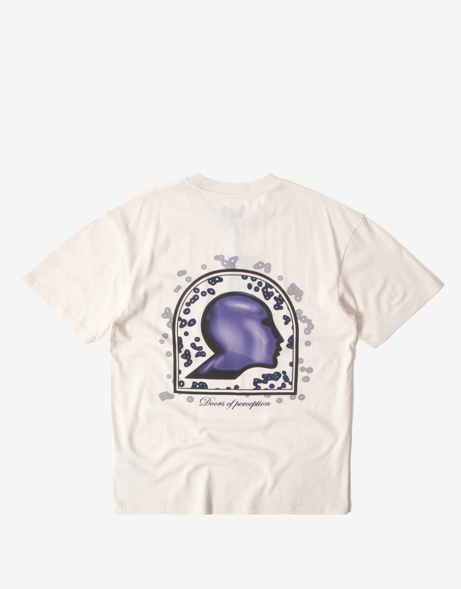 Edwin Doors of Perception T Shirt - Whisper White
