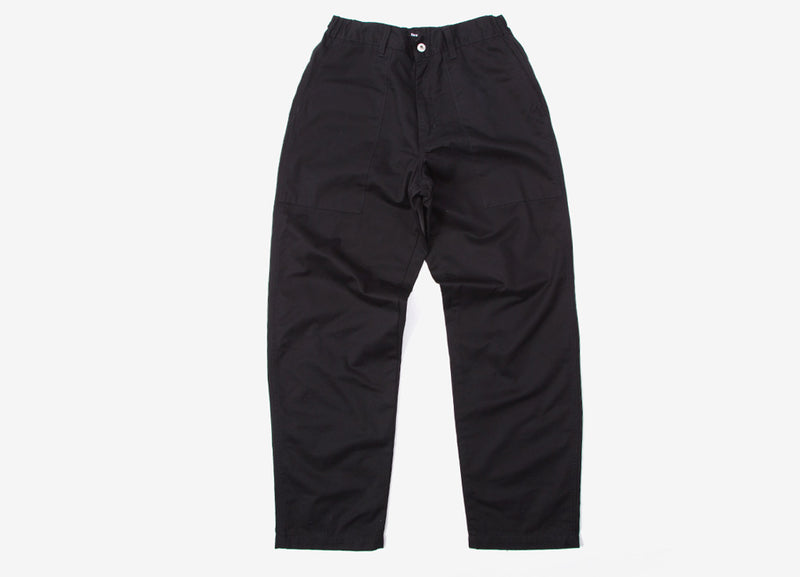 Edwin Labour Pant - Black Rinsed