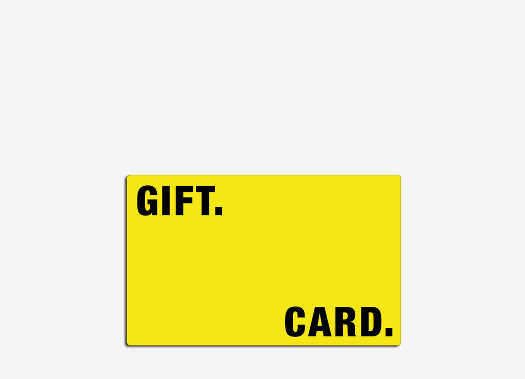 The Chimp Store Gift Card - Multi