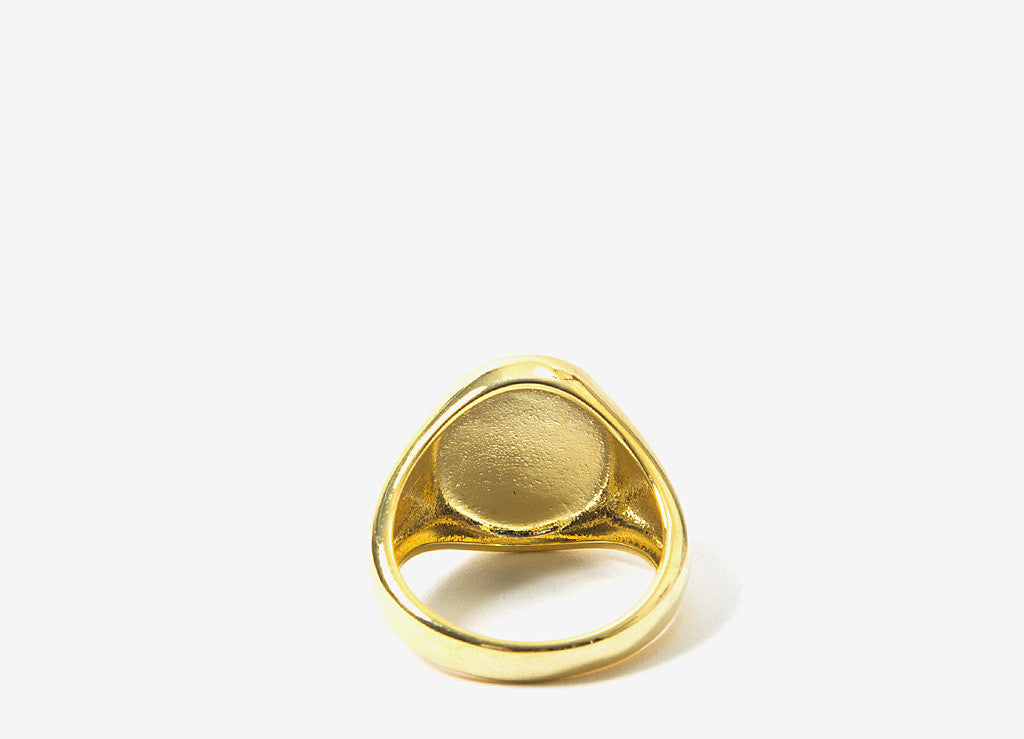 Good Worth & Co Adults Only Ring - Gold