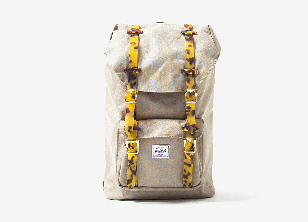 Herschel Supply Co Little America Backpack - Brindle/Tortoise