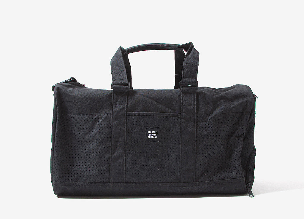 Herschel Supply Co Novel Duffle Bag - Black/Black