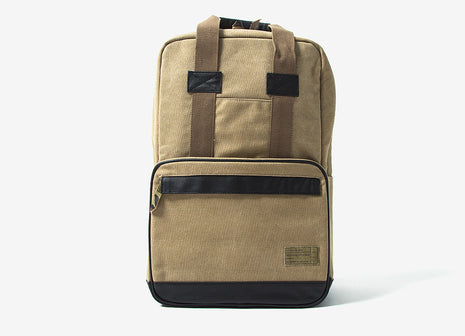 HEX Convertible Backpack - Infinity Khaki