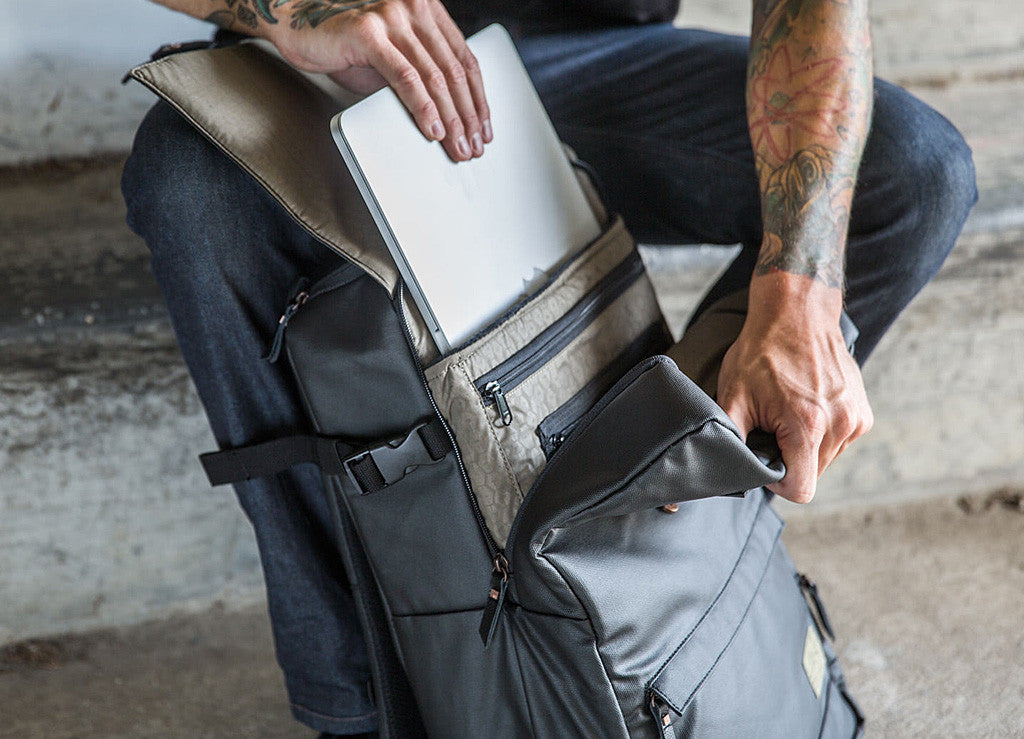 HEX DSLR Backpack - Black