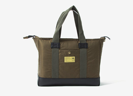 HEX Agency Laptop Work Bag - Agency Satin Fatigue