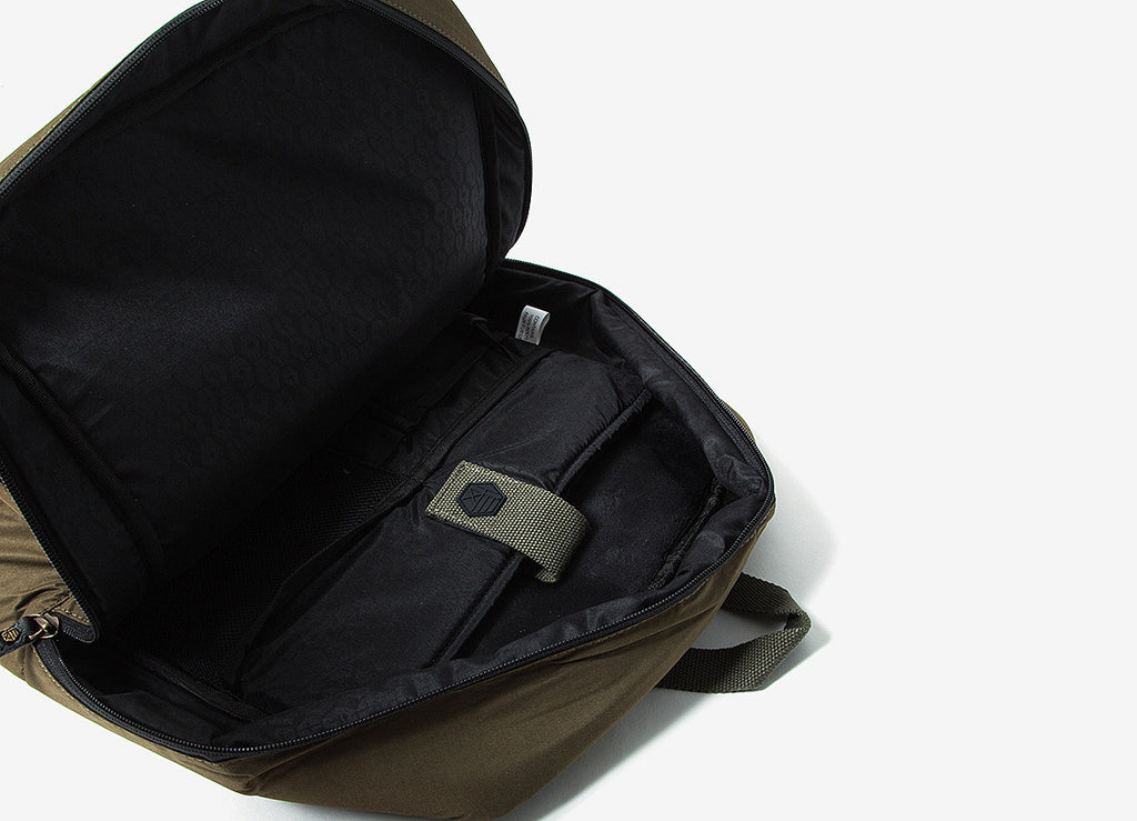 HEX Origin Backpack - Agency Satin Fatigue
