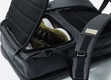 HEX Calibre Sneaker Backpack - Black