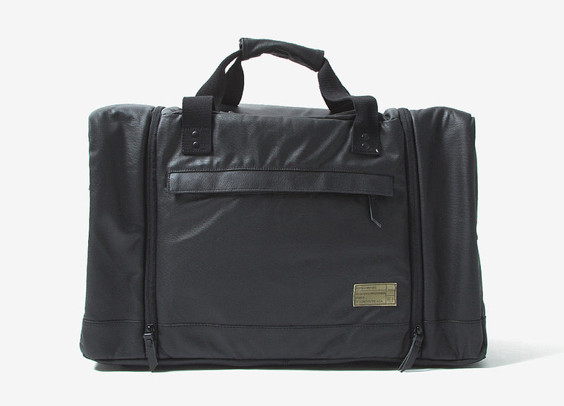 HEX Sneaker Duffel Bag - Black