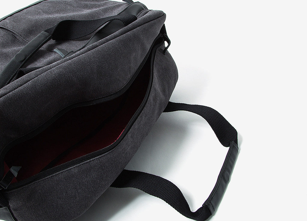 HEX Overnight Duffel Bag - Supply Charcoal