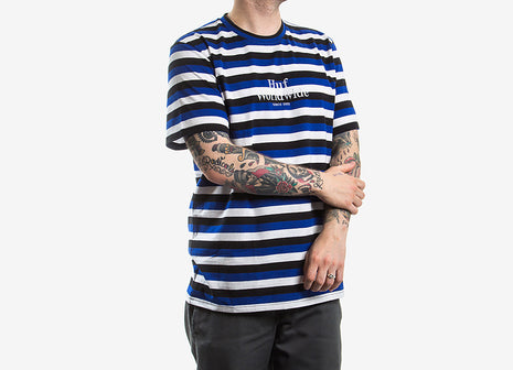 HUF Hamptons T Shirt - Royal