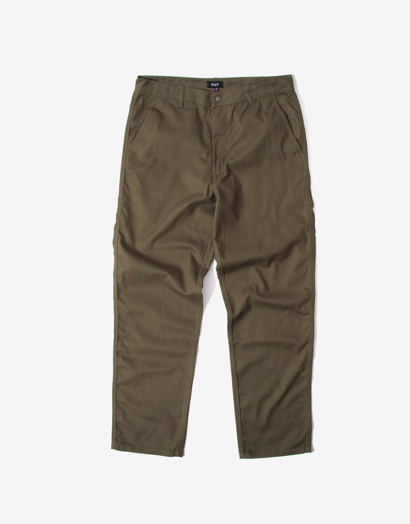 HUF Boyd Pant - Olive