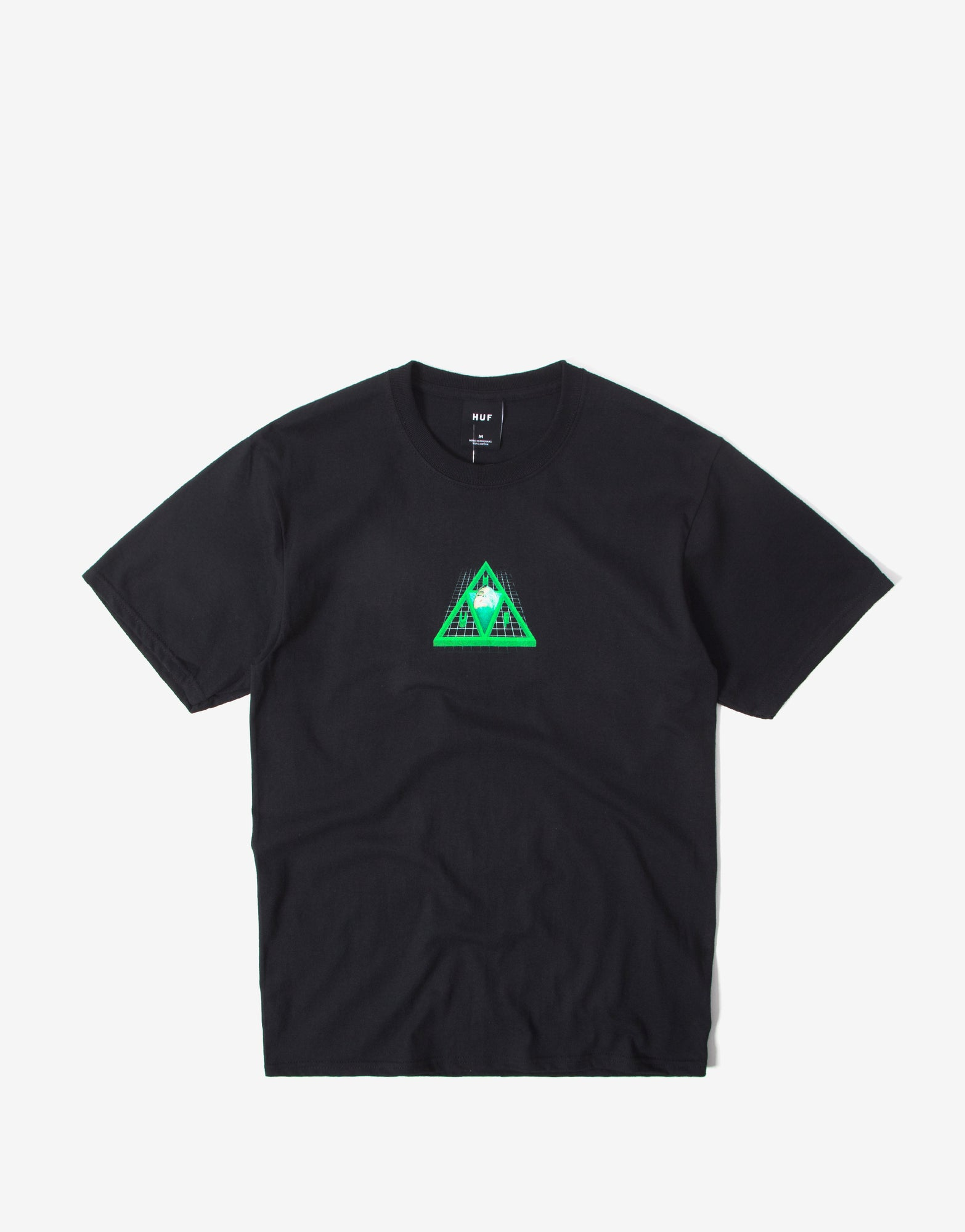 HUF Digital Dream T Shirt - Black