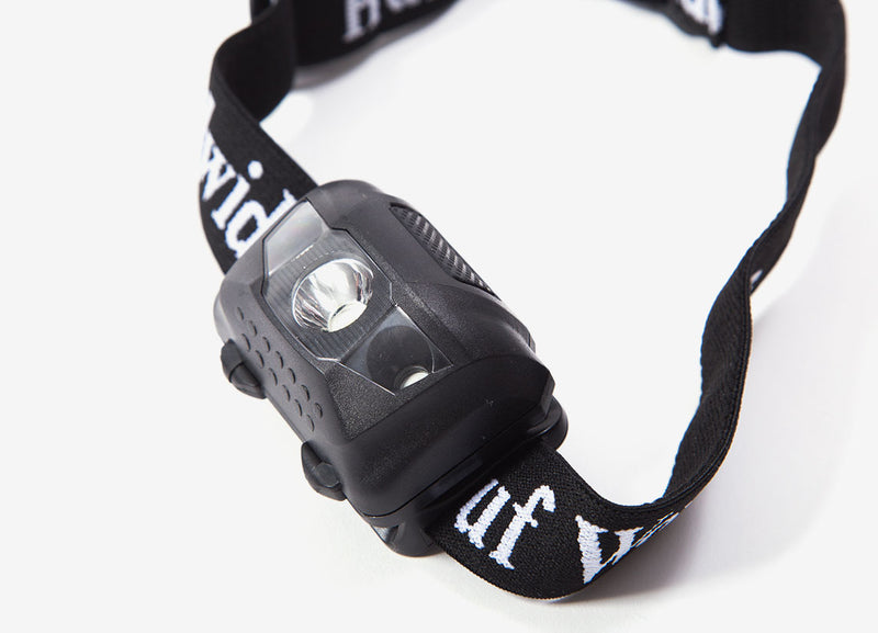 HUF Dusk Headlamp - Black
