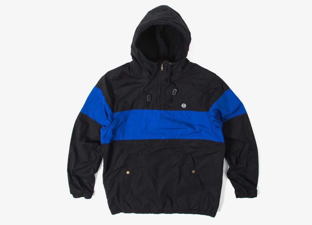 HUF Explorer-1 Anorak Jacket - Black