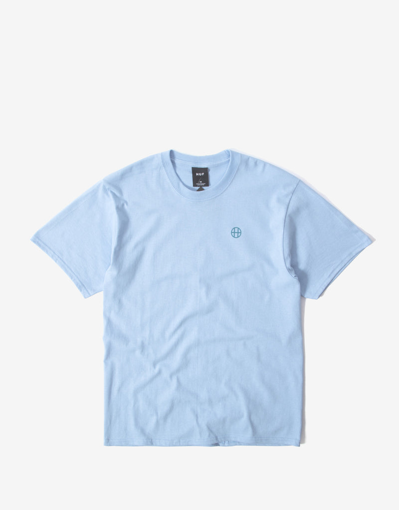 HUF Erotica T Shirt - Light Blue