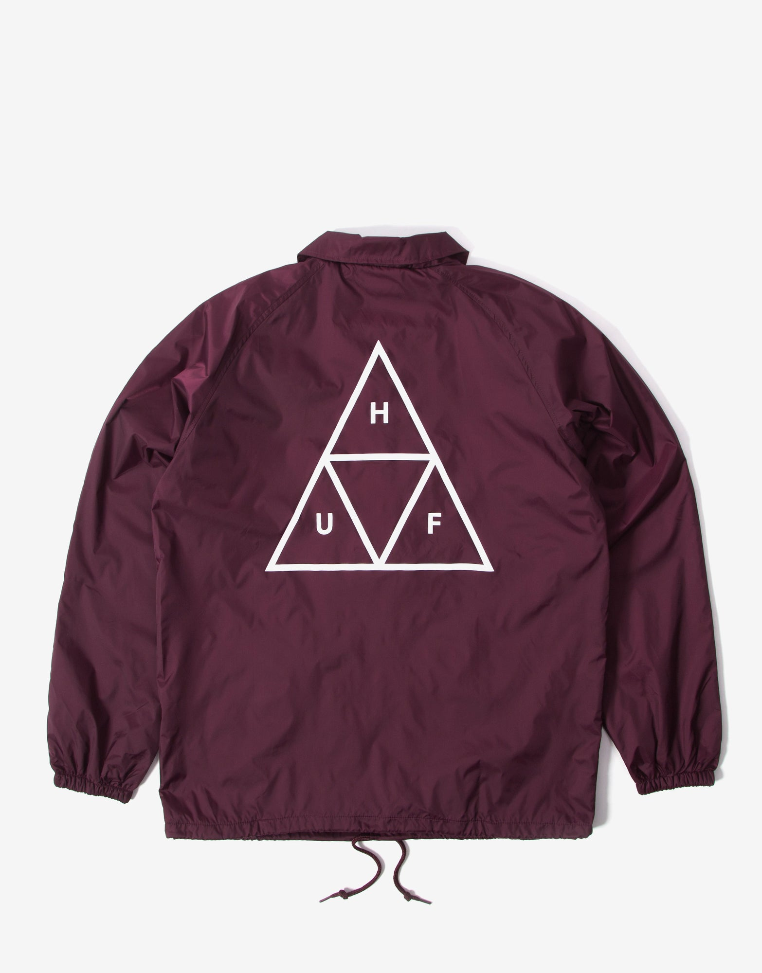 HUF Essentials Triple Triangle Coach Jacket - Port Royal