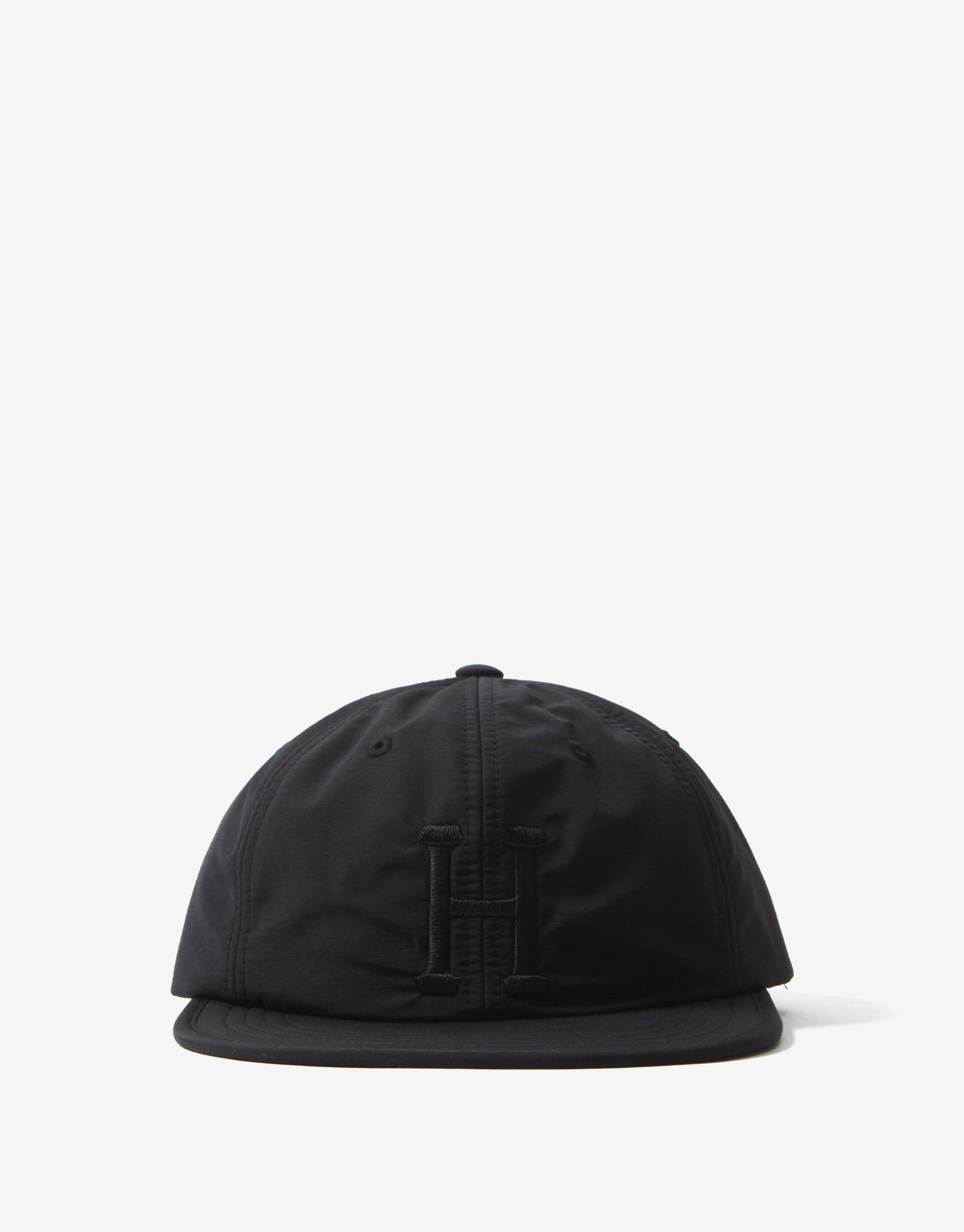 HUF Formless Classic H 6 Panel Cap - Black