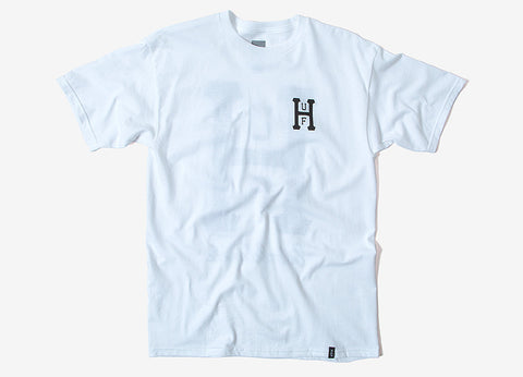 HUF Classic H Worldwide T Shirt - White