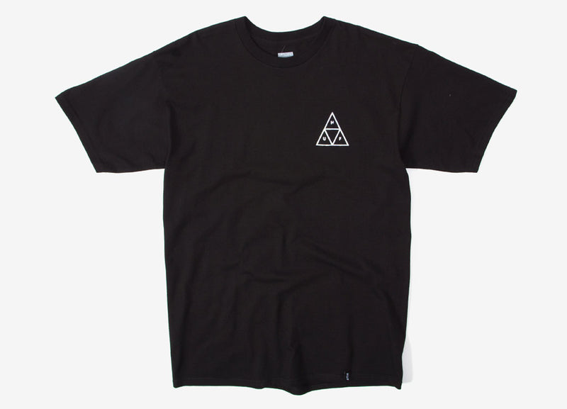 HUF Hologram T Shirt - Black