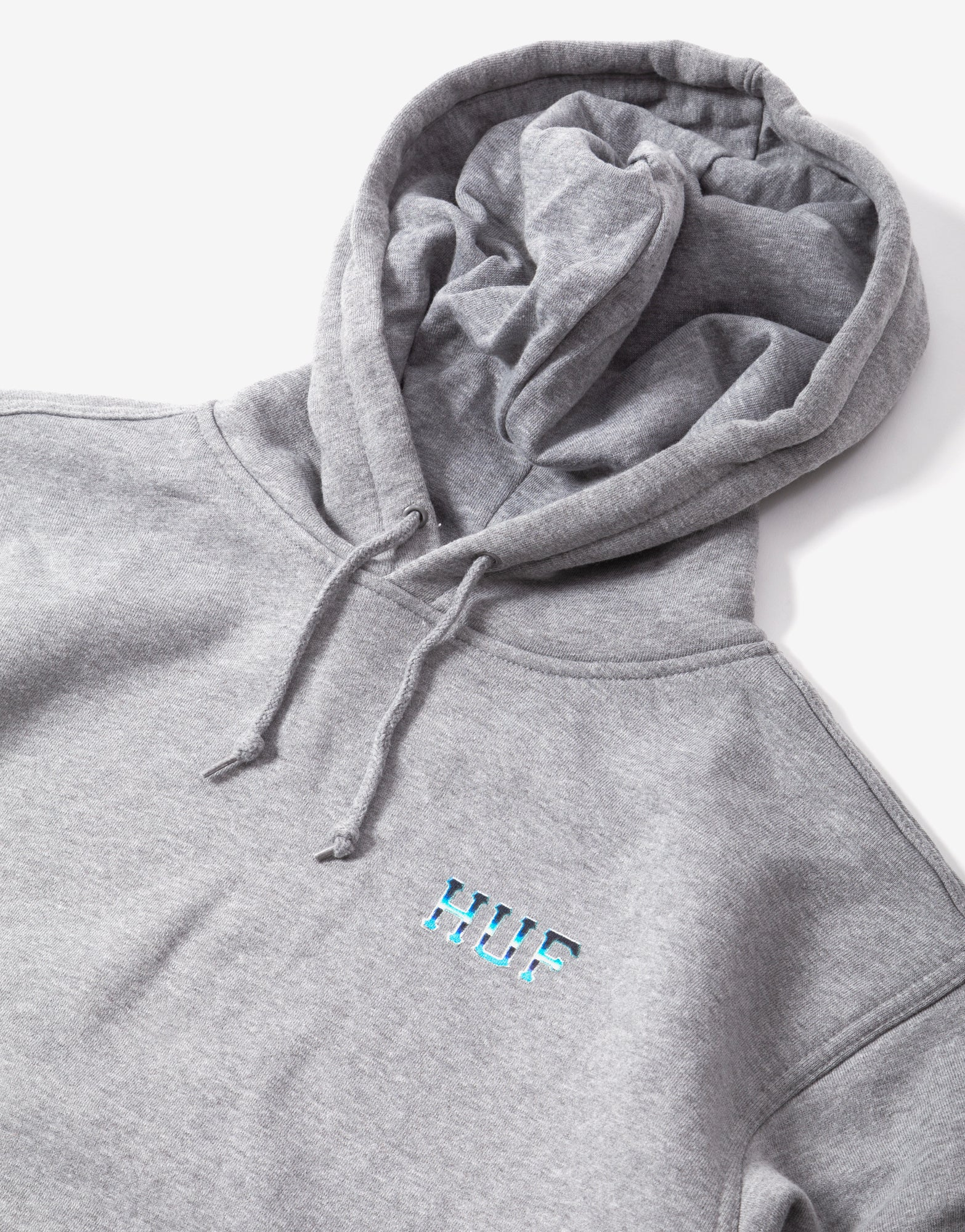 HUF Ice Rose Classic H Hoody - Grey Heather