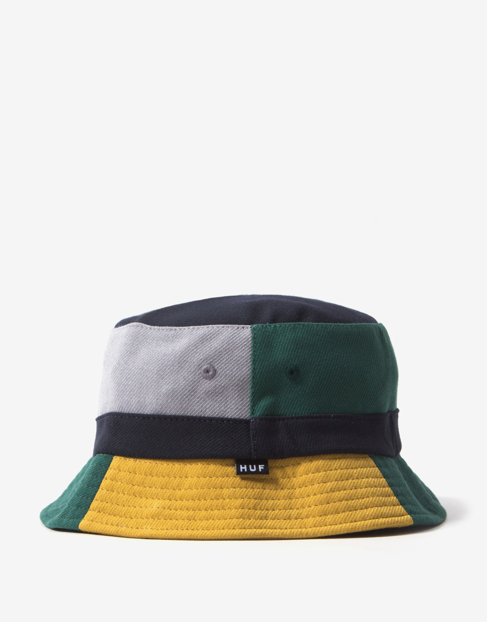HUF Meadows Bucket Hat - Navy Blazer